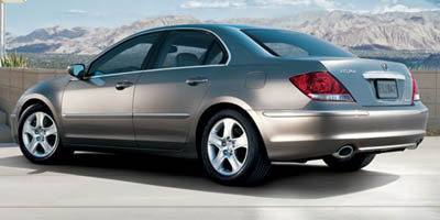 2008 RL insurance quotes
