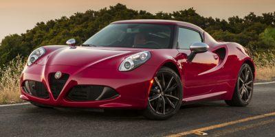 Alfa Romeo 4C Coupe insurance quotes