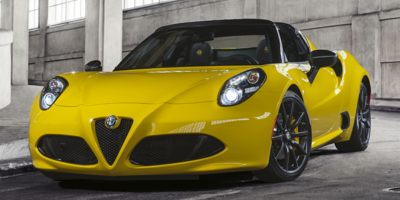 Alfa Romeo 4C Spider insurance quotes