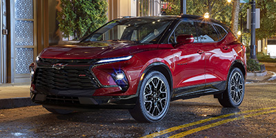 Chevrolet Blazer insurance quotes