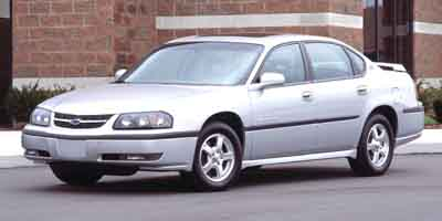 2003 Impala insurance quotes