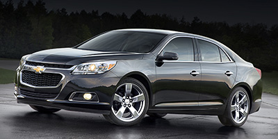 Chevrolet Malibu Limited insurance quotes