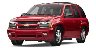 2008 TrailBlazer insurance quotes