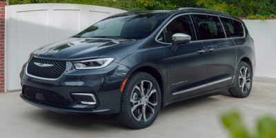 Chrysler Pacifica insurance quotes