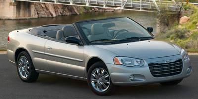 Chrysler Sebring Conv insurance quotes