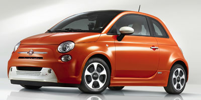 FIAT 500e BATTERY ELECTRIC insurance quotes
