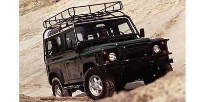 Land Rover Defender 90 insurance quotes