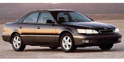 1997 ES 300 Luxury Sport Sdn insurance quotes