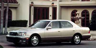 2000 LS 400 insurance quotes