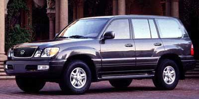 1998 LX 470 Luxury Wagon insurance quotes