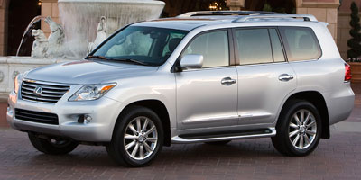 2011 LX 570 insurance quotes