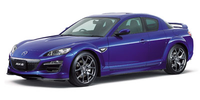 Mazda RX-8 insurance quotes