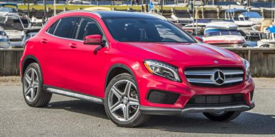 Mercedes-Benz GLA-Class insurance quotes