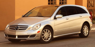2007 R-Class insurance quotes
