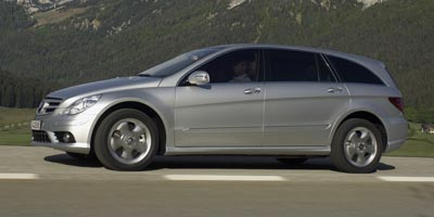 2008 R-Class insurance quotes