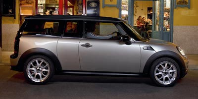 2008 Cooper Clubman insurance quotes