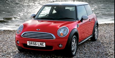 2008 Cooper Hardtop insurance quotes