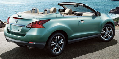 2012 Murano CrossCabriolet insurance quotes