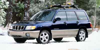 2002 Forester insurance quotes