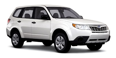 2011 Forester insurance quotes