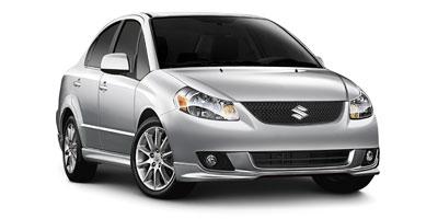 Suzuki SX4 insurance quotes