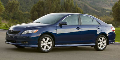2007 Camry insurance quotes