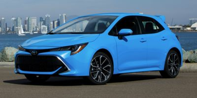2021 Corolla Hatchback insurance quotes